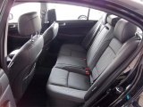 2011 Hyundai Genesis 4.6 Sedan Jet Black Interior