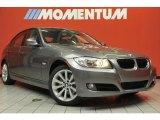 2011 Space Gray Metallic BMW 3 Series 328i Sedan #48520931