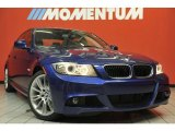 2011 Le Mans Blue Metallic BMW 3 Series 328i Sedan #48520935