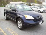 2008 Royal Blue Pearl Honda CR-V LX 4WD #48581578