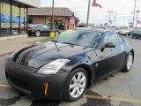 2004 Super Black Nissan 350Z Touring Coupe #48581595