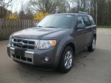 2011 Sterling Grey Metallic Ford Escape Limited #48521229