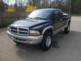 2003 Black Dodge Dakota SLT Club Cab 4x4 #48521231