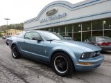 2006 Windveil Blue Metallic Ford Mustang V6 Premium Coupe #48581366