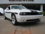 2011 Bright White Dodge Challenger R/T #48581615