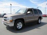 2004 Sandalwood Metallic Chevrolet Tahoe LT 4x4 #48581627
