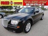 2005 Brilliant Black Crystal Pearl Chrysler 300 Touring #48521262