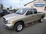 2005 Light Almond Pearl Dodge Ram 1500 SLT Quad Cab 4x4 #48520986
