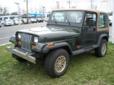 Jeep Wrangler 1995 Data, Info and Specs