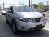 2009 Brilliant Silver Metallic Nissan Murano SL AWD #48521291