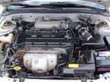 2000 Hyundai Elantra Engines