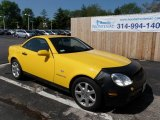 1998 Sunburst Yellow Mercedes-Benz SLK 230 Kompressor Roadster #48581695