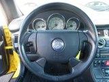 1998 Mercedes-Benz SLK 230 Kompressor Roadster Steering Wheel