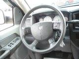2008 Dodge Ram 3500 ST Quad Cab Dually Steering Wheel