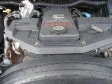 2008 Dodge Ram 3500 ST Quad Cab Dually 6.7 Liter Cummins OHV 24-Valve BLUETEC Turbo-Diesel Inline 6-Cylinder Engine