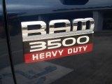 2008 Dodge Ram 3500 ST Quad Cab Dually Marks and Logos