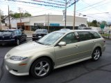 2004 Pebble Ash Metallic Mazda MAZDA6 s Sport Wagon #48581225