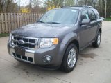 2011 Sterling Grey Metallic Ford Escape Limited #48581703