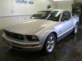 2009 Brilliant Silver Metallic Ford Mustang V6 Premium Coupe #48521323