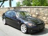 2008 Black Sapphire Metallic BMW 3 Series 335i Sedan #48581245