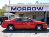 2000 Torch Red Chevrolet Monte Carlo LS #48581264