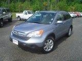 2007 Glacier Blue Metallic Honda CR-V EX-L #48521097