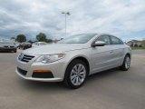 2012 White Gold Metallic Volkswagen CC Sport #48581502