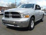 2011 Bright Silver Metallic Dodge Ram 1500 SLT Crew Cab 4x4 #48521375