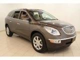 2008 Cocoa Metallic Buick Enclave CXL #48521125