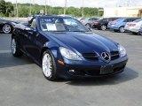 2008 Mercedes-Benz SLK Caspian Blue Metallic