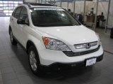 2009 Taffeta White Honda CR-V EX 4WD #48521168