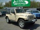 2011 Sahara Tan Jeep Wrangler Sahara 4x4 #48521437