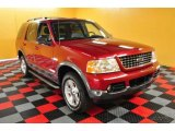 2003 Redfire Metallic Ford Explorer XLT 4x4 #48581567