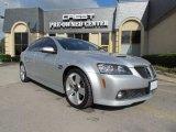 2009 Maverick Silver Metallic Pontiac G8 GT #48581570
