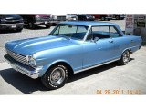 1963 Chevrolet Chevy II Nova 2 Door Hardtop Data, Info and Specs