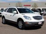 2010 White Opal Buick Enclave CXL AWD #48663206