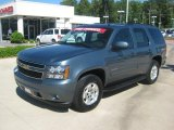 2010 Blue Granite Metallic Chevrolet Tahoe LT #48663649