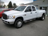 2008 Dodge Ram 3500 Big Horn Edition Quad Cab 4x4 Dually Data, Info and Specs