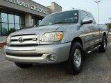 2005 Silver Sky Metallic Toyota Tundra SR5 Access Cab #48663229
