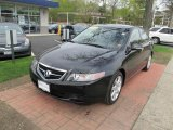 2005 Nighthawk Black Pearl Acura TSX Sedan #48663663