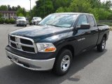2011 Hunter Green Pearl Dodge Ram 1500 ST Quad Cab #48663894