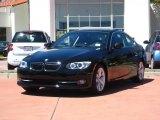 2011 Jet Black BMW 3 Series 328i Coupe #48663249