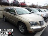 2004 Linen Gold Metallic Chrysler Pacifica AWD #48663034