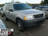 2003 Silver Birch Metallic Ford Explorer XLS 4x4 #48663061