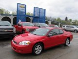 2006 Victory Red Chevrolet Monte Carlo LT #48663307