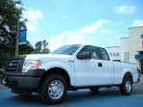 2011 Oxford White Ford F150 XL SuperCab #48663327