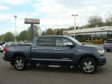 2008 Slate Gray Metallic Toyota Tundra Limited CrewMax 4x4 #48663500