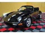 1995 Porsche 911 Carrera Cabriolet Data, Info and Specs
