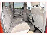 2004 Dodge Ram 3500 SLT Quad Cab 4x4 Dually Taupe Interior