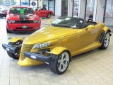 Chrysler Prowler Colors